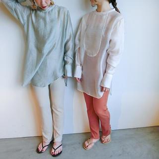 TODAYFUL - hholic シースルードレスシャツ