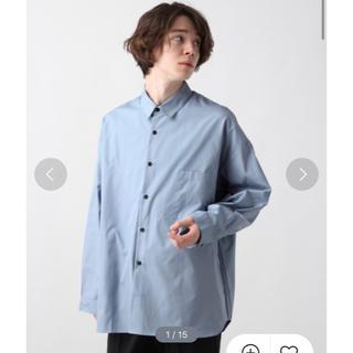 HARE - 【60%OFF‼️】HARE BIGブロードシャツ ビッグシャツ オーバー