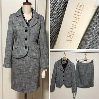 新品 SHIFONERY レディース スーツ 美品 セットアップ フォーマル (スーツ)