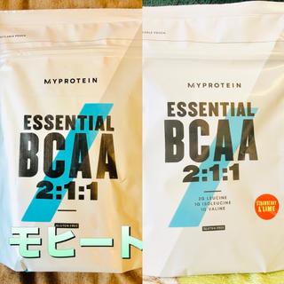 MYPROTEIN - BCAA 250g モヒートストロベリーライム bcaa 筋肥大 ダイエット