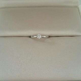 付属品全てあり🍒 ROYAL ASSCHER  ダイヤモンド リング(リング(指輪))