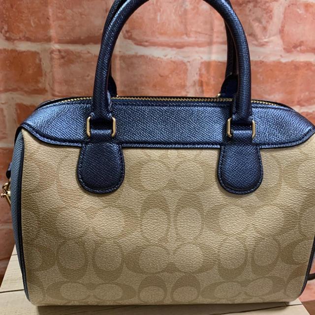 COACH(コーチ)のCOACH コーチ バッグ ショルダーバッグ ハンドバッグ レディースのバッグ(ショルダーバッグ)の商品写真