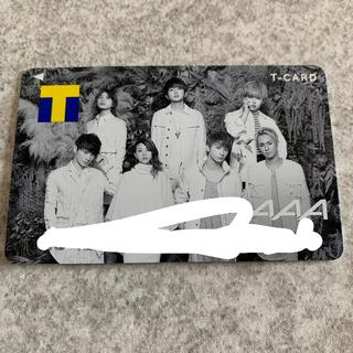 AAA Tポイントカード(アイドルグッズ)