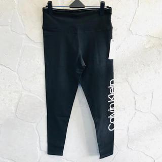 Calvin Klein -  新品未使用 Calvin Klein Performance ロゴ レギンス