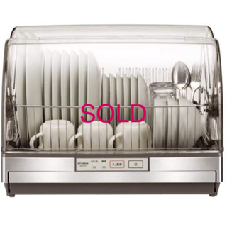 三菱電機 - ■出品2月末迄■食器乾燥機 MITSUBISHI TK-ST10