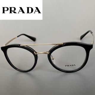 PRADA - ◆PRADA◆【新品】プラダ◆PR15TV◆ペールゴールド 眼鏡 メンズ レディ