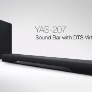 ヤマハ - 新品未使用 YAMAHAヤマハフロントサウンドシステム YAS-207