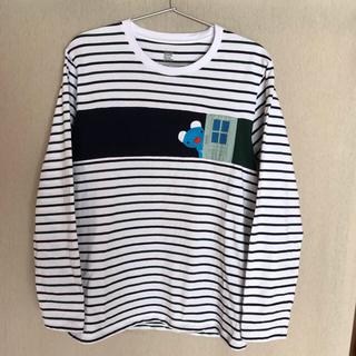 Design Tshirts Store graniph - グラニフ ペネロペ 長袖Tシャツ