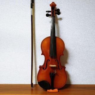 【良音】スズキ 1/8 No.220 バイオリン 1982(ヴァイオリン)