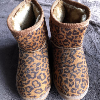 ブーツ キッズ18cm