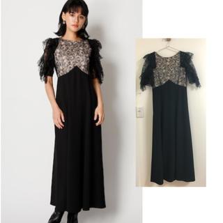 リリーブラウン(Lily Brown)のリリーブラウン 黒 ドレス(その他ドレス)