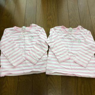 ニットプランナー(KP)のニットプランナー  長袖 90   双子(Tシャツ/カットソー)