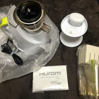 hurom スロージューサー HU-100