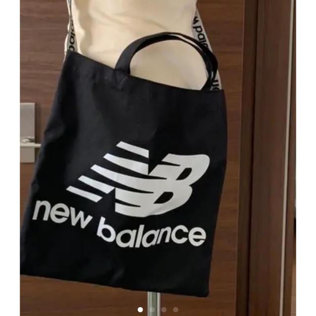 New Balance(ニューバランス)のニューバランス  2wayショルダー ニコアンド  レディースのバッグ(ショルダーバッグ)の商品写真