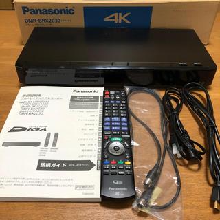 Panasonic - 全録画DIGA ブルーレイレコーダー DMR-BRX2030