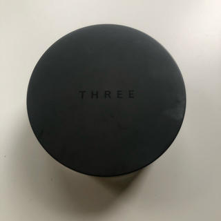 THREE - THREE アルティメイトダイアフェネス ルースパウダー(グロー)01