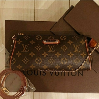 LOUIS VUITTON - ◆LOUIS VUITTON◆ルイヴィトン エヴァ モノグラム
