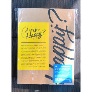 嵐 Are You Happy? 初回限定盤 DVD(ミュージック)