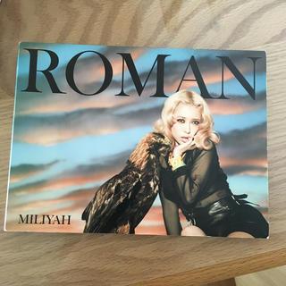 ROMAN(初回生産限定盤)加藤ミリヤmiliyah CD DVD(ポップス/ロック(邦楽))