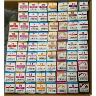 ナカノ(NAKANO)の激安 キャラデコ 70本(カラーリング剤)
