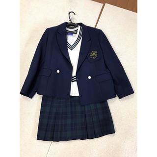 【3点セット】制服 中学 ベスト ブレザー スカート 送料無料