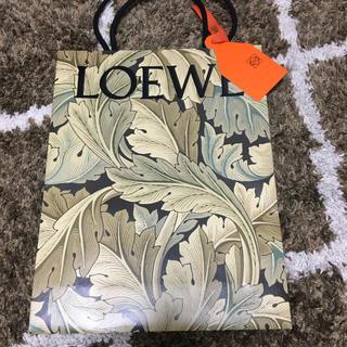 ロエベ(LOEWE)のLOEWE 限定ショッパー(ショップ袋)