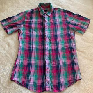 トゥモローランド(TOMORROWLAND)のトゥモローランド チェックシャツ(シャツ)