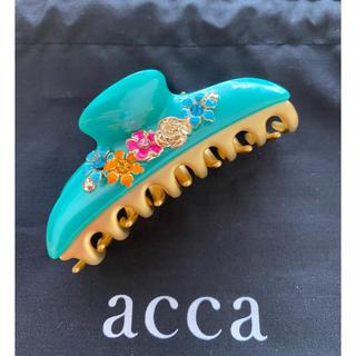 acca -  【新品未使用】acca クリップ