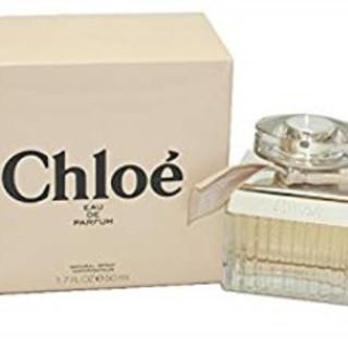 クロエ(Chloe)の新品クロエオードパルファム 50ml(香水(女性用))