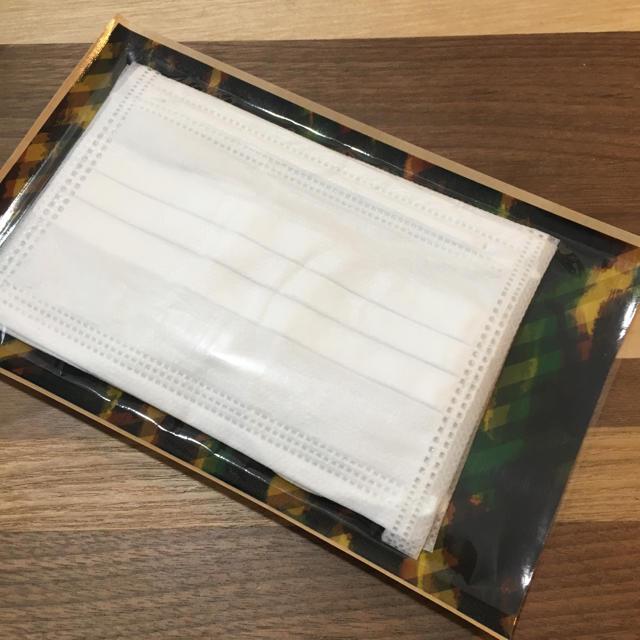 マスクアマゾン / 使い捨てマスク3枚の通販 by july✴︎'s shop