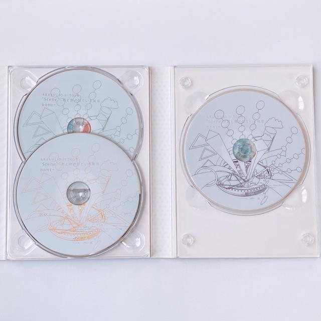 嵐(アラシ)の嵐 10-11 TOUR 君と僕の見ている風景 DOME+ 初回限定盤 DVD エンタメ/ホビーのDVD/ブルーレイ(ミュージック)の商品写真