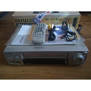アイワ VHSビデオデッキ HV−FR70