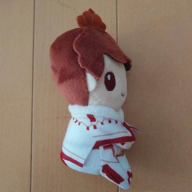 Johnny's(ジャニーズ)のKing&Prince ちょっこりさん 平野紫耀 王座セット エンタメ/ホビーのおもちゃ/ぬいぐるみ(キャラクターグッズ)の商品写真