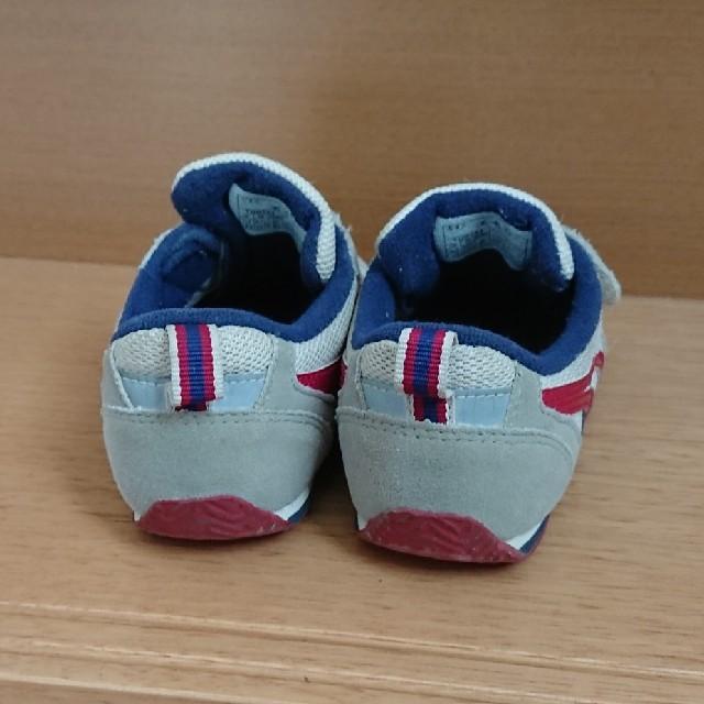 asics(アシックス)のasics 15 キッズ/ベビー/マタニティのキッズ靴/シューズ(15cm~)(スニーカー)の商品写真