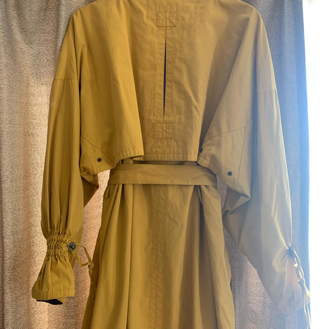 Santa Monica(サンタモニカ)のロングコート ヴィンテージ レディースのジャケット/アウター(ロングコート)の商品写真