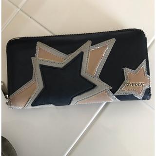 マウジー(moussy)のマウジー長財布(財布)