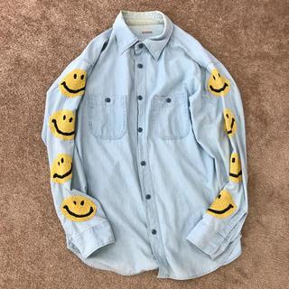 キャピタル(KAPITAL)のKAPITAL スマイリーシャツ visvim kuon okura キャピタル(シャツ)