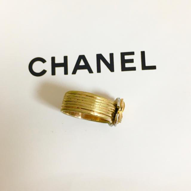 CHANEL(シャネル)のthree様専用 リング 4点 おまとめページ レディースのアクセサリー(リング(指輪))の商品写真