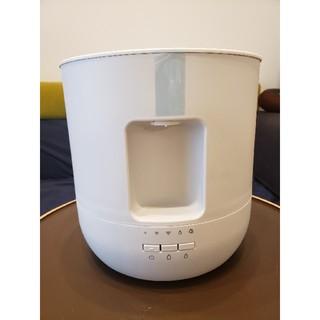 MUJI (無印良品) - 無印良品 超音波アロマディフューザー(大)MJ-ADB1 加湿器