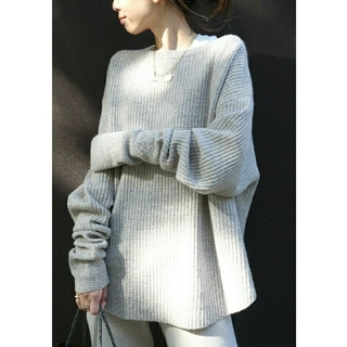 L'Appartement DEUXIEME CLASSE - L'AppartementアパルトモンサーマルニットTHERMAL KNIT