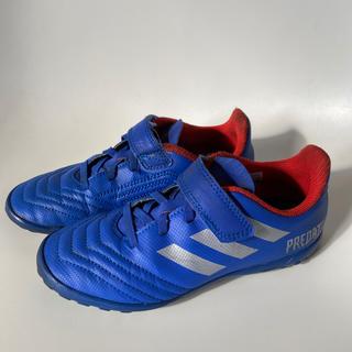 adidas - キッズ サッカートレーニングシューズ adidas 19.5センチ