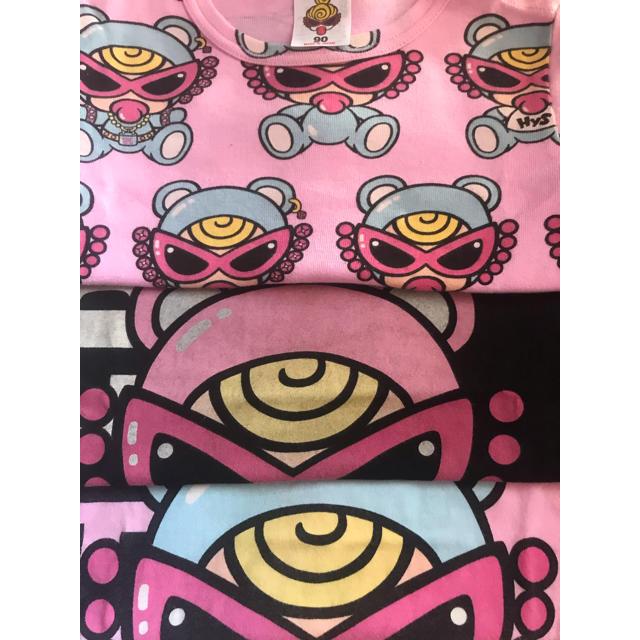 HYSTERIC MINI(ヒステリックミニ)のテディ半袖T🐻 キッズ/ベビー/マタニティのキッズ服男の子用(90cm~)(Tシャツ/カットソー)の商品写真