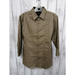 ザトゥエルヴ(THE TWELVE)の送料無料:THE TWELVEザトゥエルヴ 7分袖シャツ(シャツ)