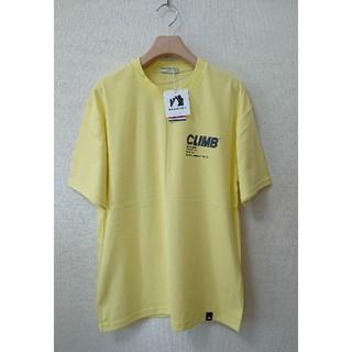 ベイフロー(BAYFLOW)の新品 ベイフロー ロゴ クルーネック Tシャツ 半袖 L(Tシャツ/カットソー(半袖/袖なし))
