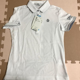 新品タグ付き♡マンシングウェア♡ポロシャツ