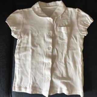 ベルメゾン(ベルメゾン)の女児半袖シャツ 120cm(ブラウス)