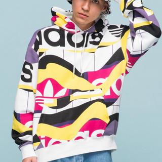 adidas - 新作adidasパーカー!