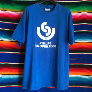 フィリップス(PHILIPS)のPHILIPSフィリップスUSOPEN03スノーボード大会記念非売品Tシャツ L(その他)
