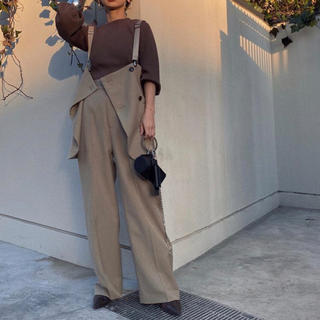 Ameri VINTAGE - 【Ameri Vintage】MARLENE SET UP PANTS