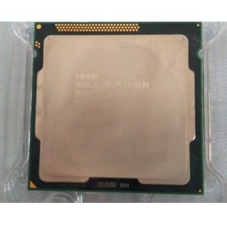 CPU intel Core i7 2600